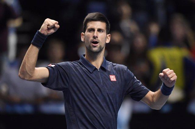 Novak Djokovic Finales ATP Londres