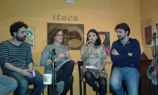 Acto organizado por el Comité de Apoyo de Unidos Podemos