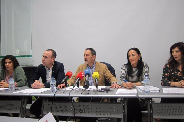 Los sindicatos de la educación presentas sus demandas de negociación
