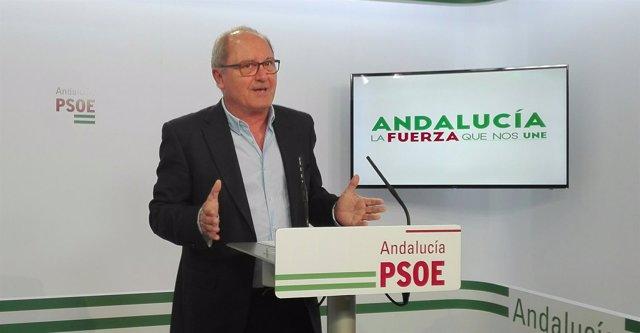 Juan Cornejo, hoy ante los medios