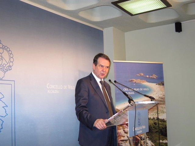 Abel Caballero, alcalde de Vigo, sobre la Xunta