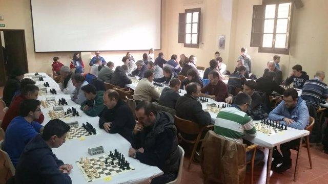 Torneo de Ajedrez de la Diputación de Cáceres