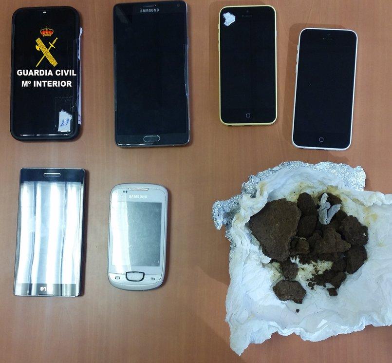 Dos detenidos en Magaluf como presuntos autores de al menos diez robos en domicilios