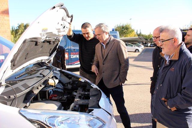 El PP propone una estrategia para implantar el vehículo eléctrico en Zaragoza
