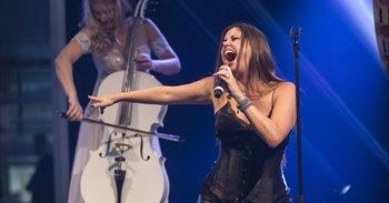 La cantante grancanaria Cristina Ramos triunfa por toda Europa y prosigue...
