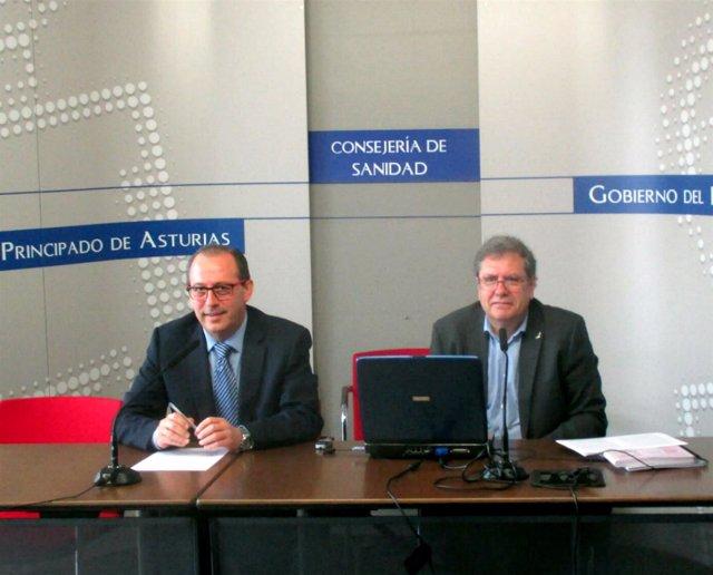 Nota Prensa Y Foto Presentación Atlas Diabetes Mellitus En Asturias