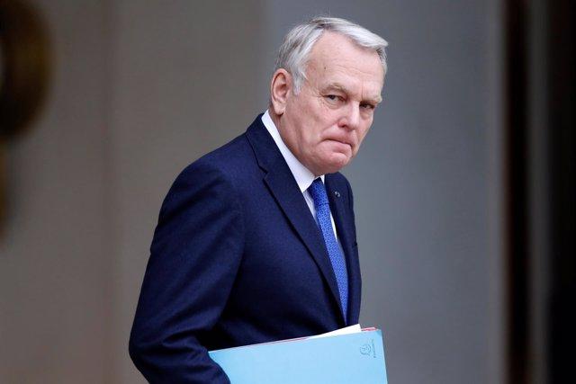 El ministro de Exteriores de Francia, Jean-Marc Ayrault