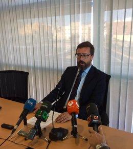 El decano de los jueces de Las Palmas de Gran Canaria, Óscar González