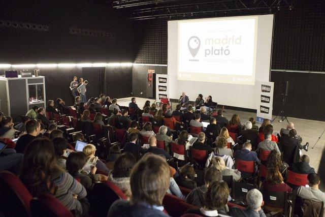 Imagen de Madrid Plató