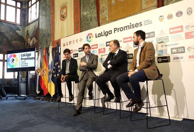 Presentación del torneo