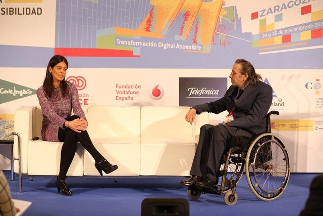 Silvia Leal en el 7º Congreso Nacional CENTAC