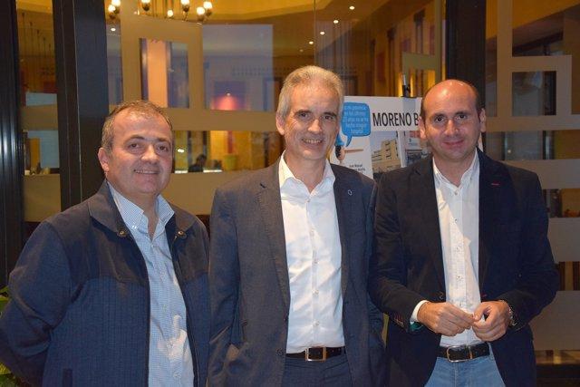 Reunión sectorial del grupo de sanidad del PSOE-A