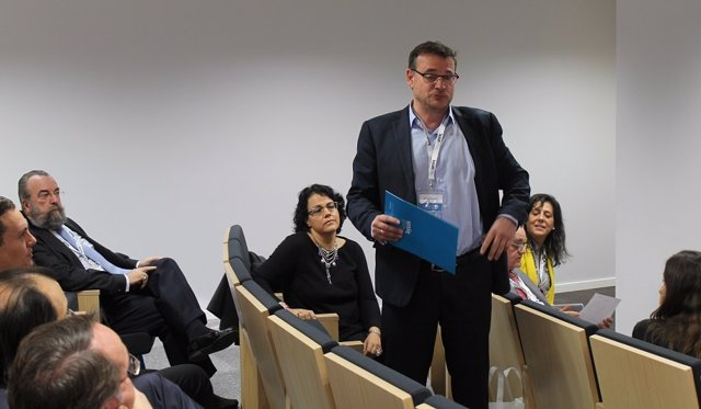 Manuel Sánchez  investigador UNIR