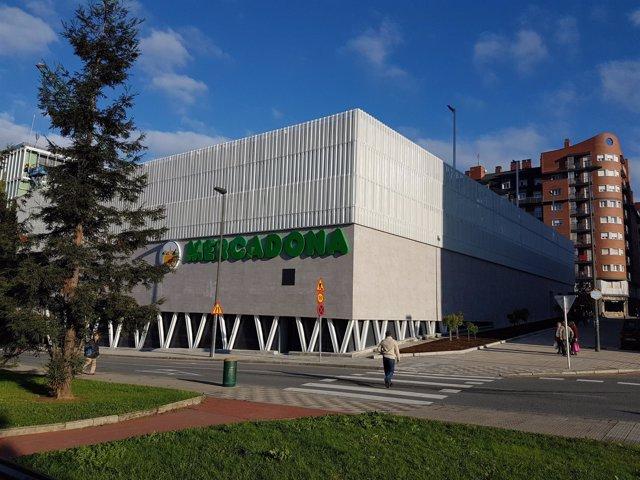 Mercadona Abre Un Nuevo Supermercado En Bilbao
