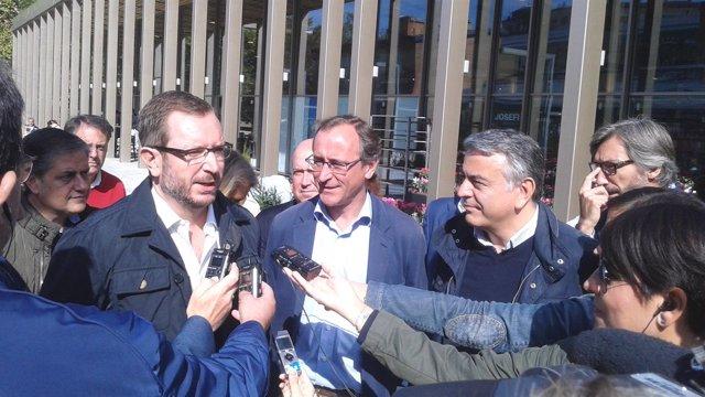 Maroto, Alonso y De Andrés