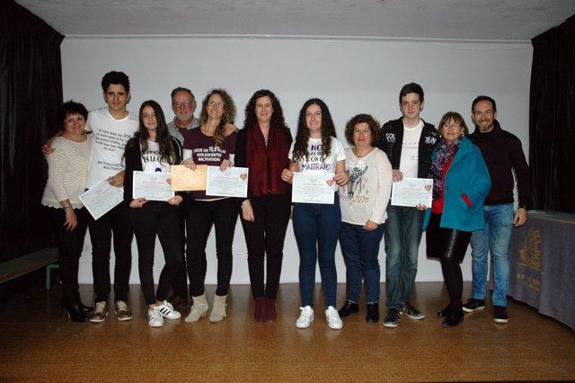 Premios de Igualdad de Diputación de Cádiz