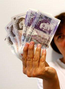 Libras británicas, de Reino Unido