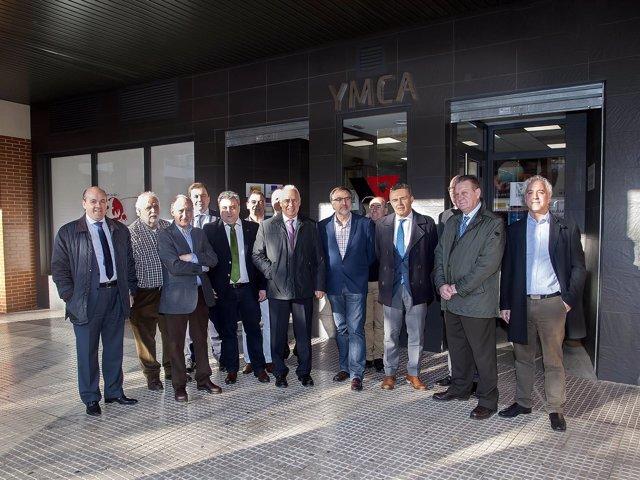 Ceniceros se reúne con responsables de YMCA