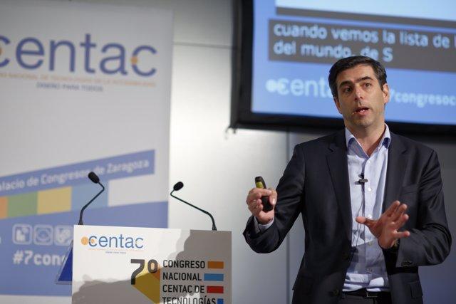 Gonzalo Díe, director de Sector Público de Microsoft Ibérica