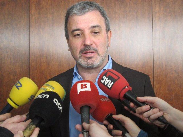 Jaume Collboni, PSC