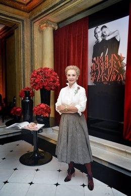 CAROLINA HERRERA: 35 YEARS OF FASHION EN MADRID