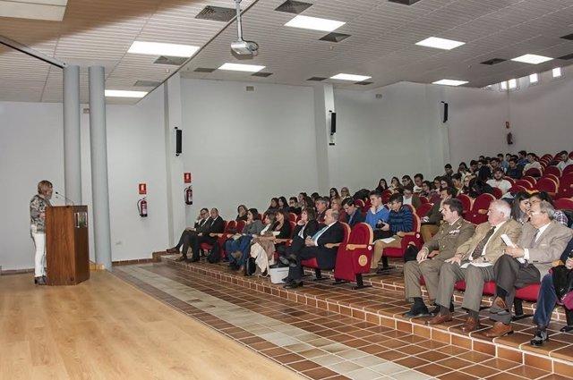 Rosario Cordero participa en las jornadas de la UEx sobre diputaciones