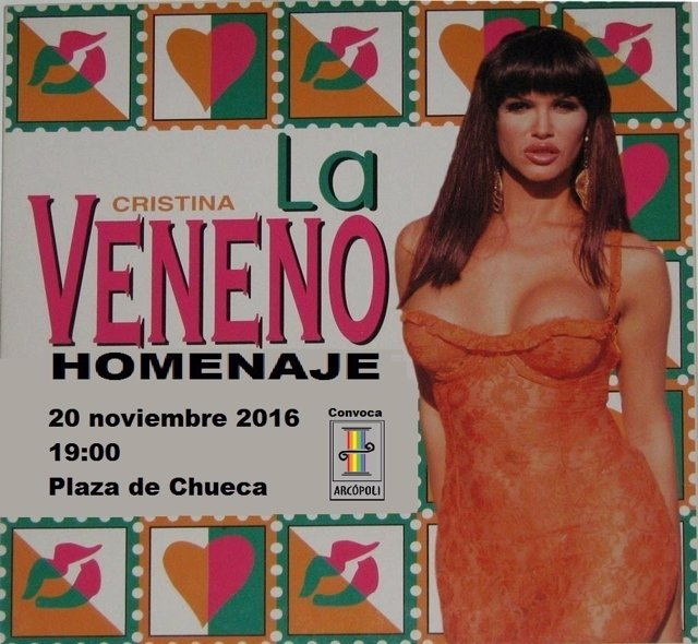Homenaje a 'La Veneno'