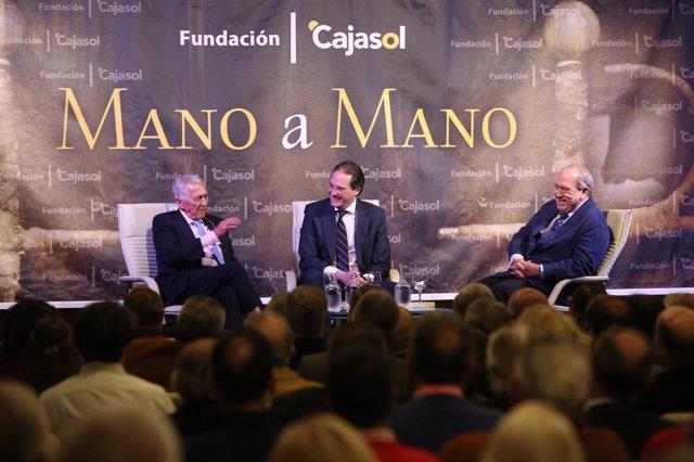 Mano a mano entre Paco Camino y Carlos Abella