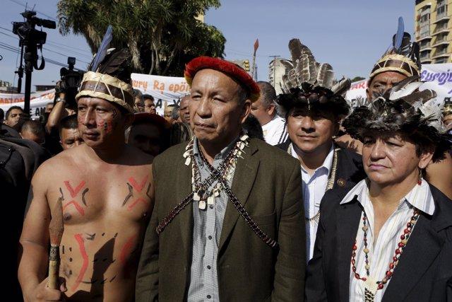 Diputados opositores del estado de Amazonas