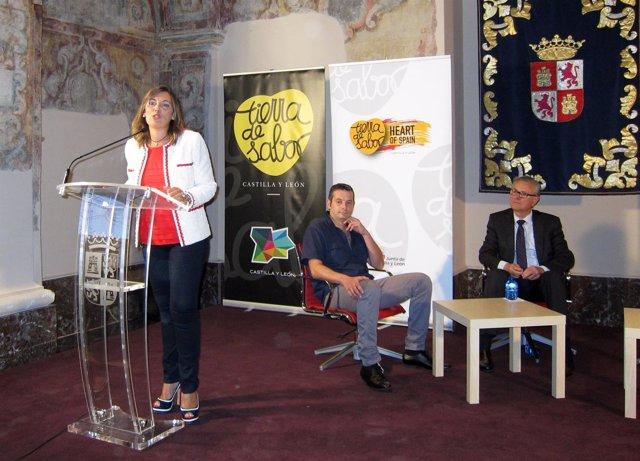 Presentación de la estrategia 'Tierra de Sabor. Corazón de España'