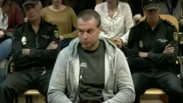 Antonio Ortiz, presunto pederasta de Ciudad Lineal