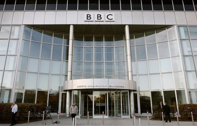 Sede de la BBC
