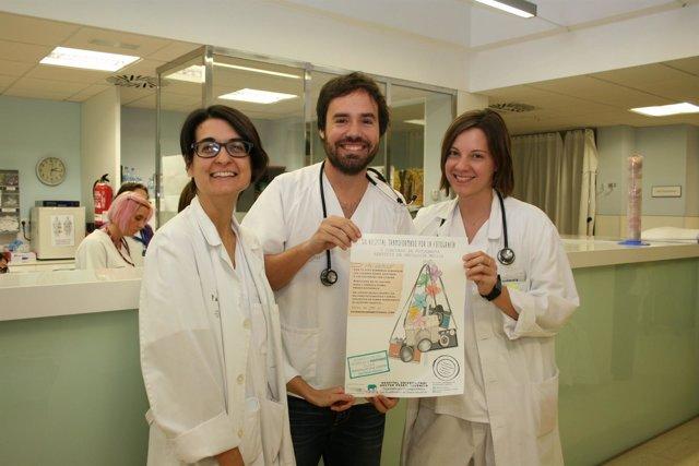 El Peset lanza un concurso para decorar el área de Oncología