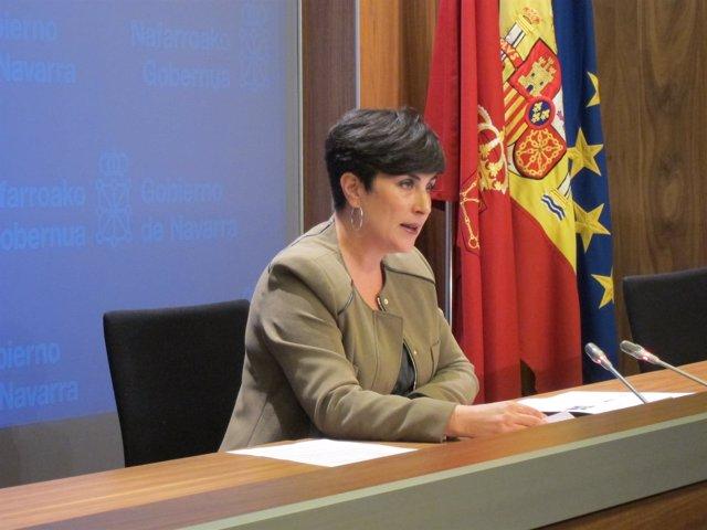 María Solana.
