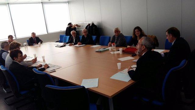 Reunión de comités de bioética en Zaragoza