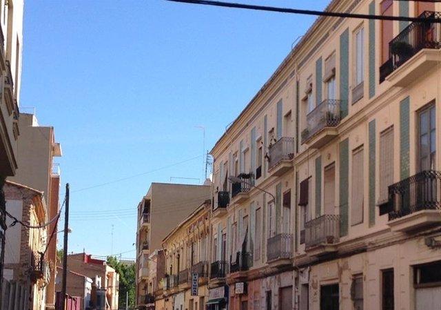 Barrio de El Cabanyal