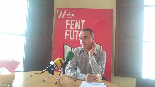 Pere Joan Pons, diputado PSOE