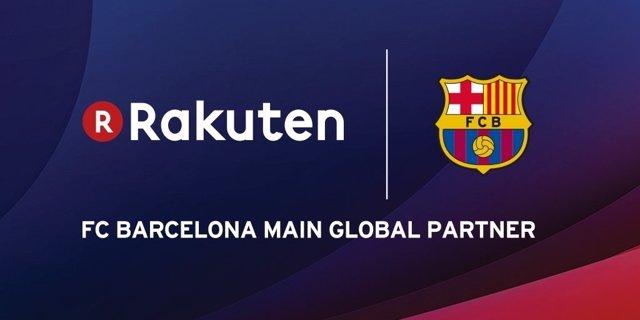 Rakuten, nuevo patrocinador del Barcelona