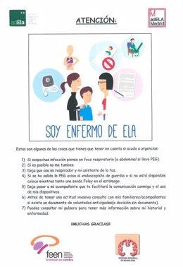 Protocolo de actuación de urgencias ELA