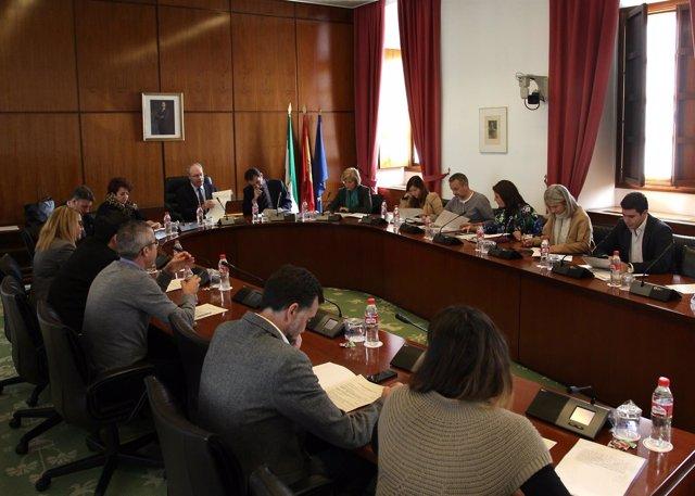 Reunión de la Junta de Portavoces
