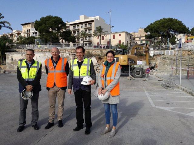 El conseller de Territorio, Energía y Movilidad, Marc Pons