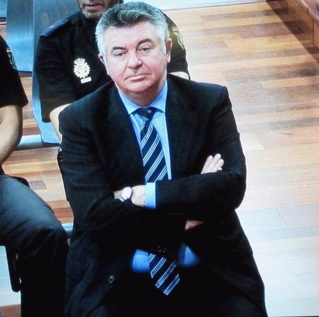 El Principal Acusado En El Caso 'Malaya', Juan Antonio Roca
