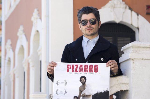 Pizarro en la Casa Colón de Huelva