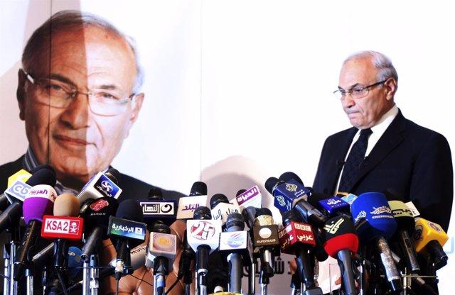 Candidato Presidencial Egipcio Ahmed Shafiq