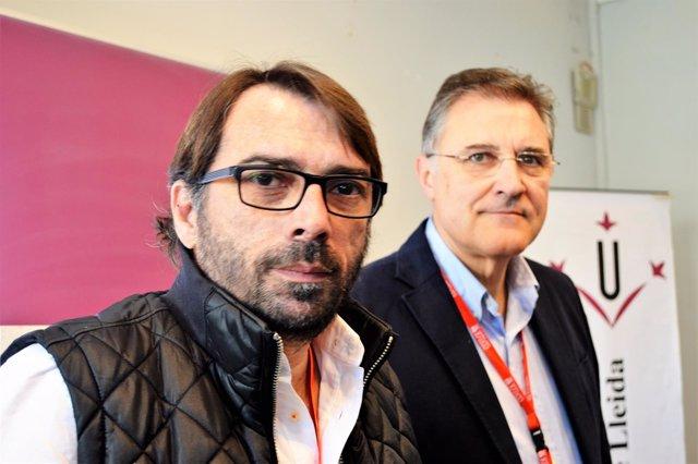 Camil Ros i José Luis Aguilà