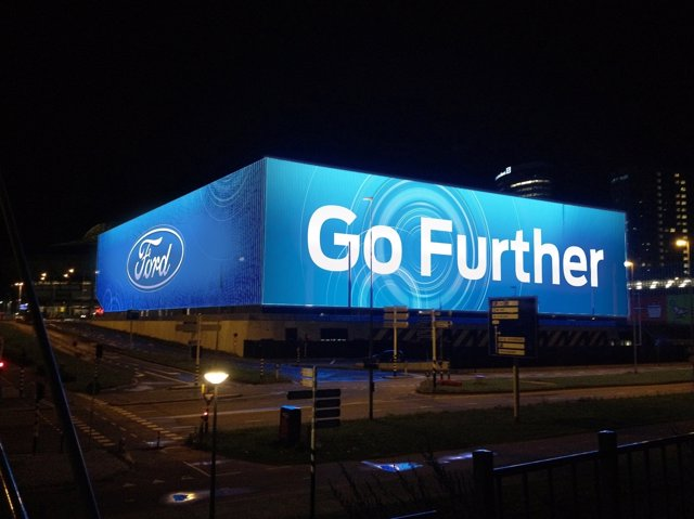 Go Further De Ford