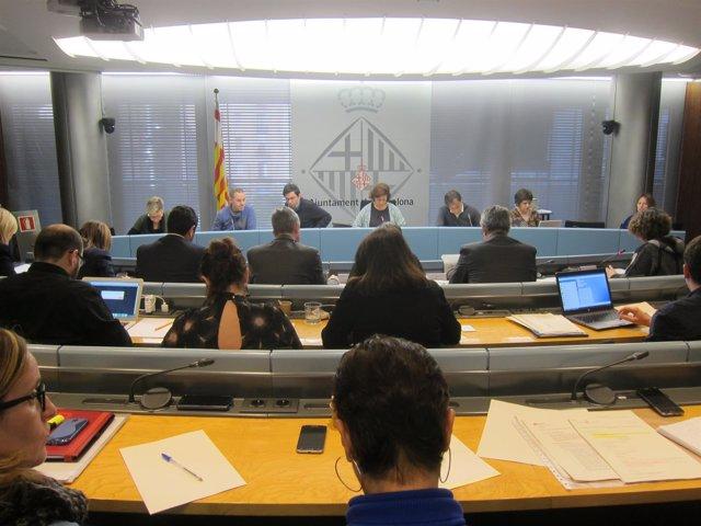 Comisión de Presidencia de Barcelona
