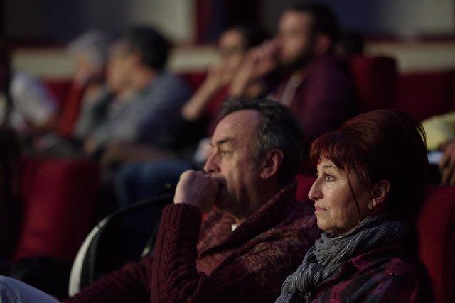 El Teatro Cervantes se llena de actividad con las proyecciones de cortos.