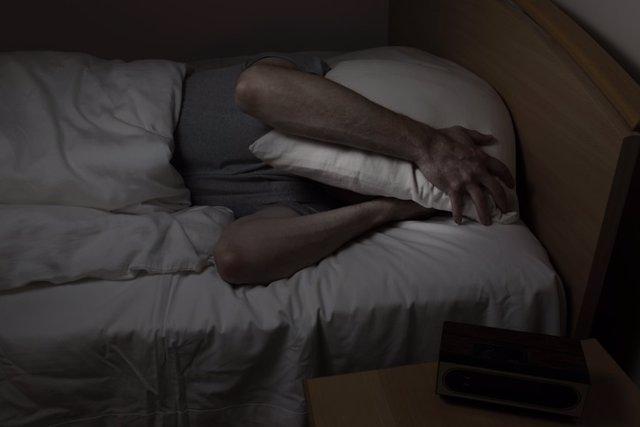Domir mal, insomnio