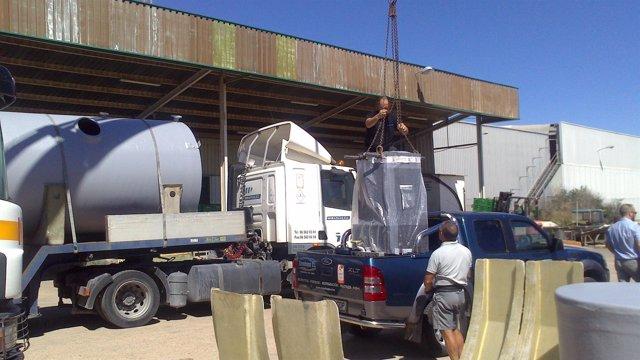La empresa Acondaqua realiza proyectos de reutilización de agua